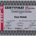 Ewa Mołek Rzetelni w Ochronie Zdrowia 2013
