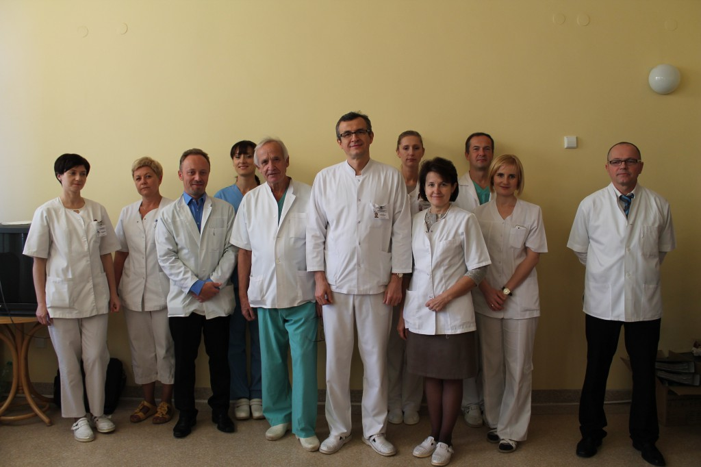 Oddział Otorynolaryngologii lekarze