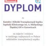 SPSKM Newsweek Ranking Szpitali 2005-2