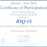 SPSKM RIQAS 2005 SPSKM