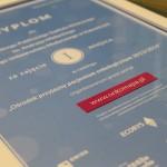 Kolejna nagroda - Onkomapa – przewodnik po przyjaznych ośrodkach onkologicznych