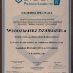 Lider Polskiego Lecznictwa 2015