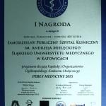 SPSKM Perły Medycyny 2013