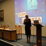 Iwona Woźniak organizator konferencji NOMED 2015