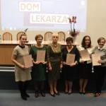 Od lewej strony Ksenia Jońca,Jolanta Biernacka,Iwona Woźniak,Anna Jaworska, Magdalena Anton,Edyta Wach_1600_1200