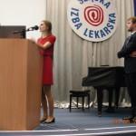 Wykładowcy lekarz Karolina Grześkowiak z Wrocławia oraz Marek Łukasiewicz z Opola_1067_800